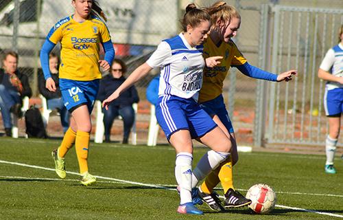 Följ oss i sociala medier - IFK Borgholm Dam
