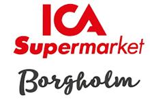 Ica Supermarket Borgholm sponsor