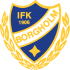 IFK Borgholm idrottsförening logotyp